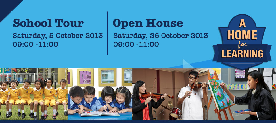School Tour and Open House