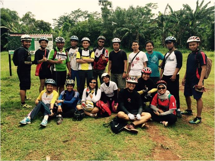 Introducing: BEE Gowes, BINUS Serpong Biking Community