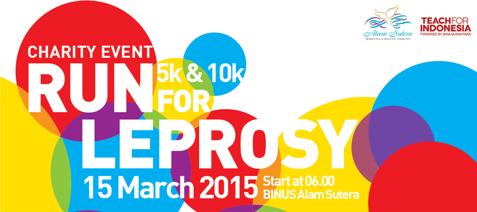 Run for Leprosy (Open for Public)