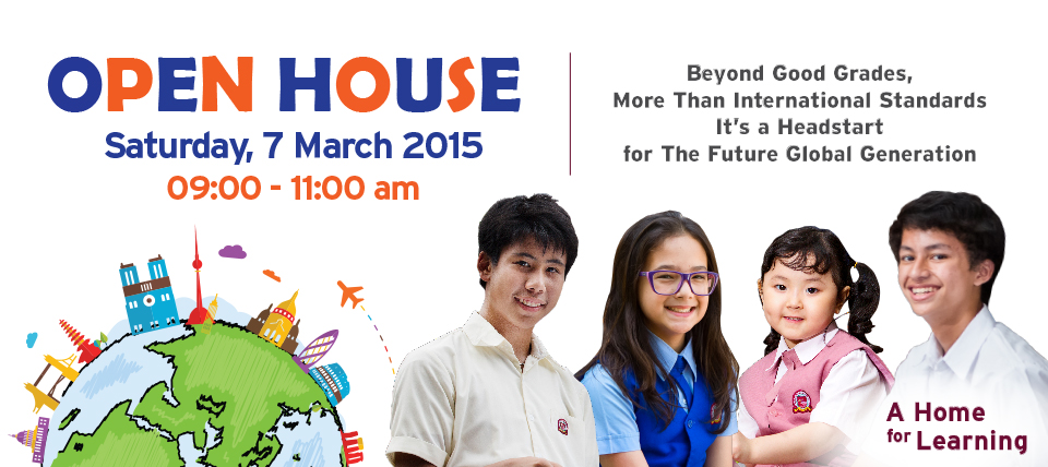 Open House March 2015