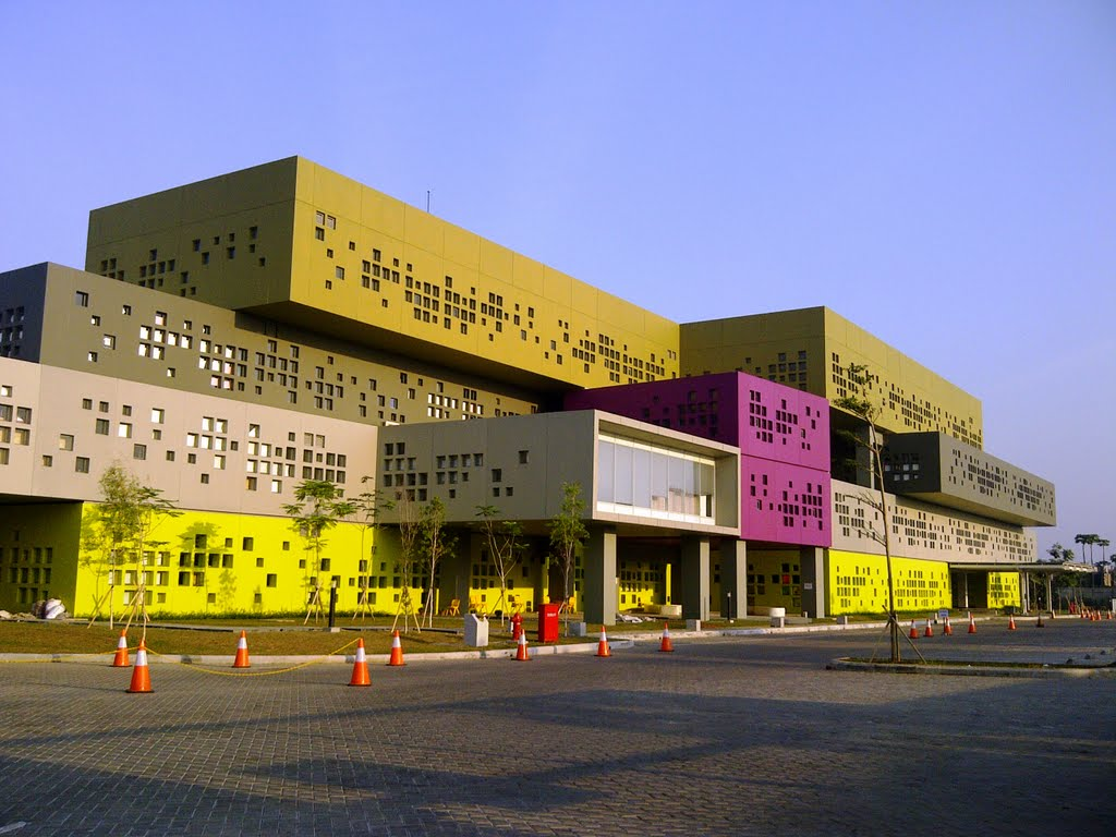 BINUS SCHOOL SERPONG, A Home for Learning