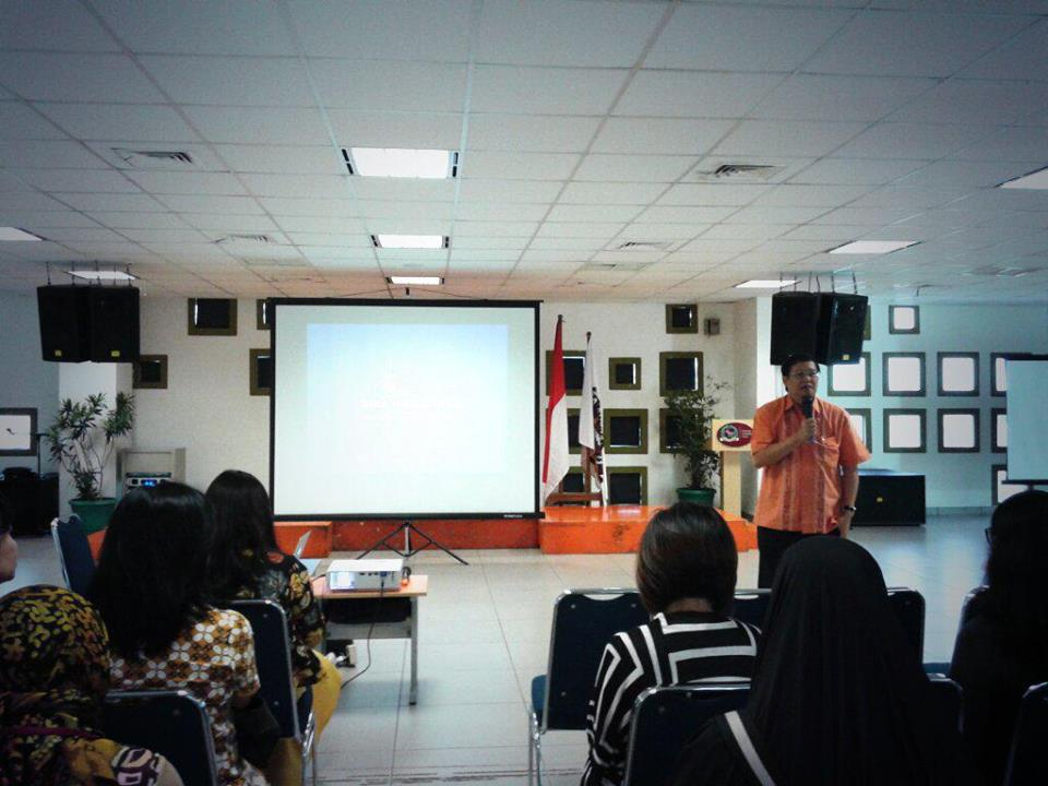 Parent Seminar with Prof. Harjanto