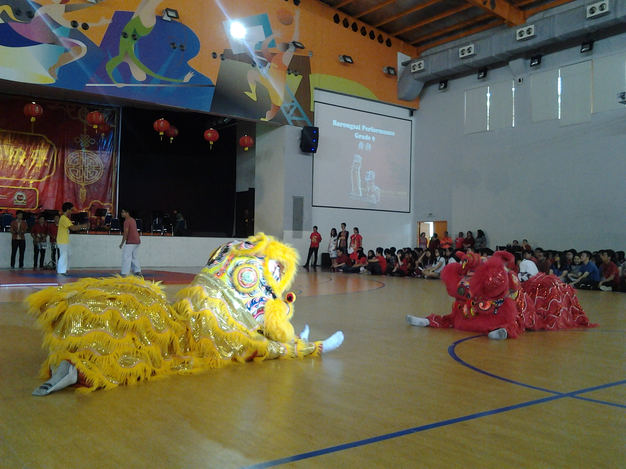MS/HS Chinese New Year Celebration 2016