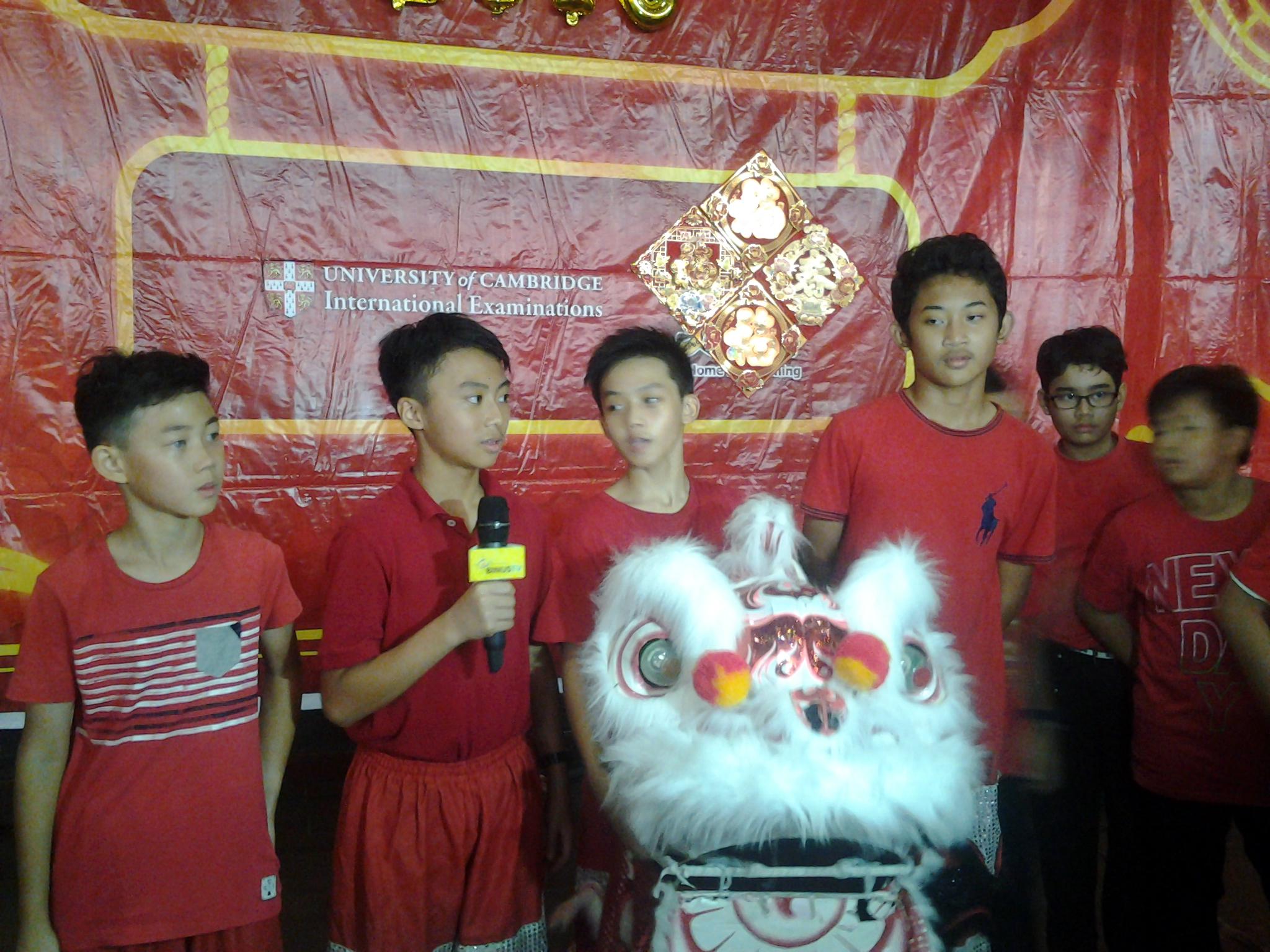 ECY/EL Chinese New Year Celebration 2016