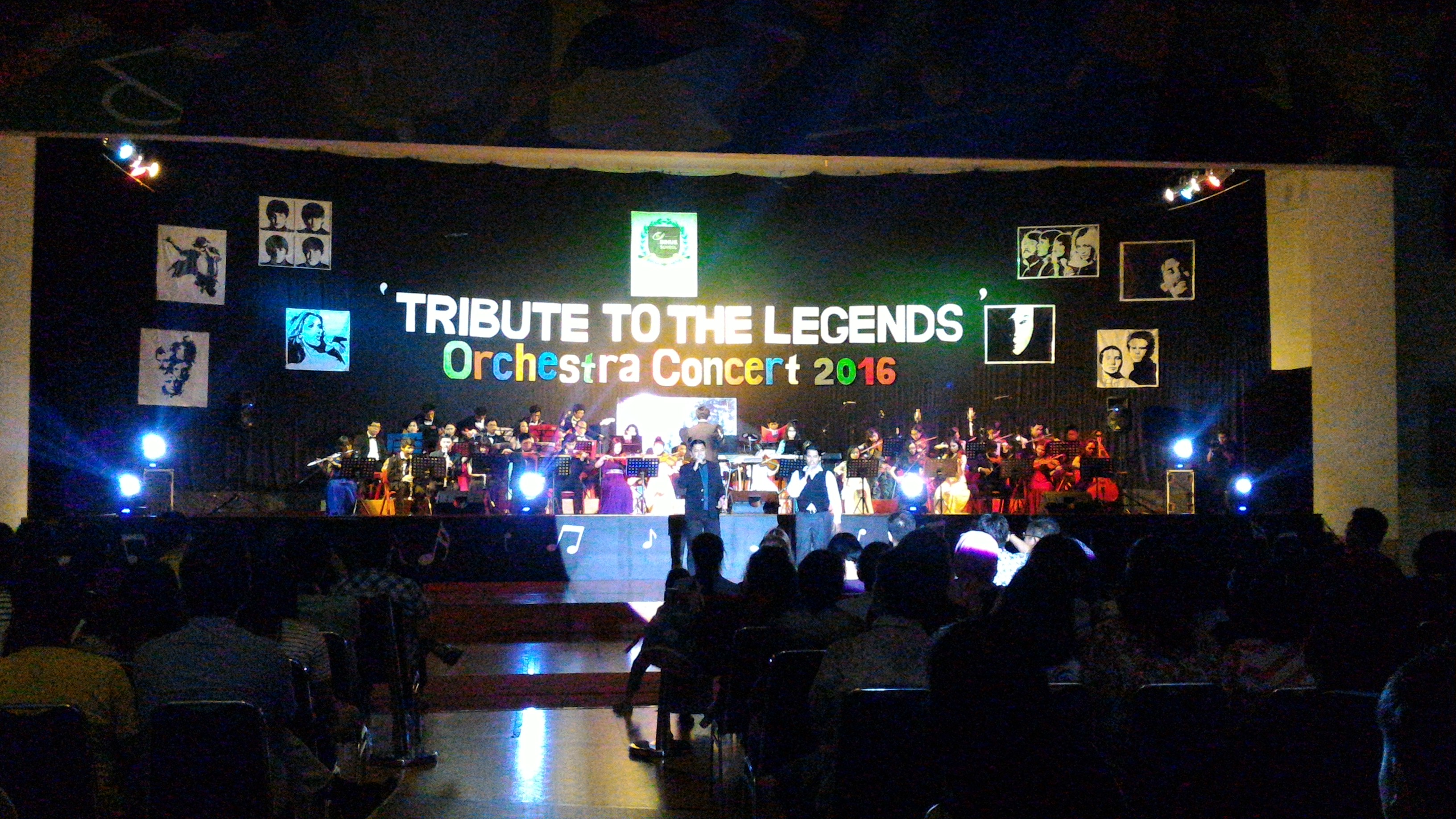 BINUS SCHOOL Serpong Orchestra Concert - Tribute to The Legends