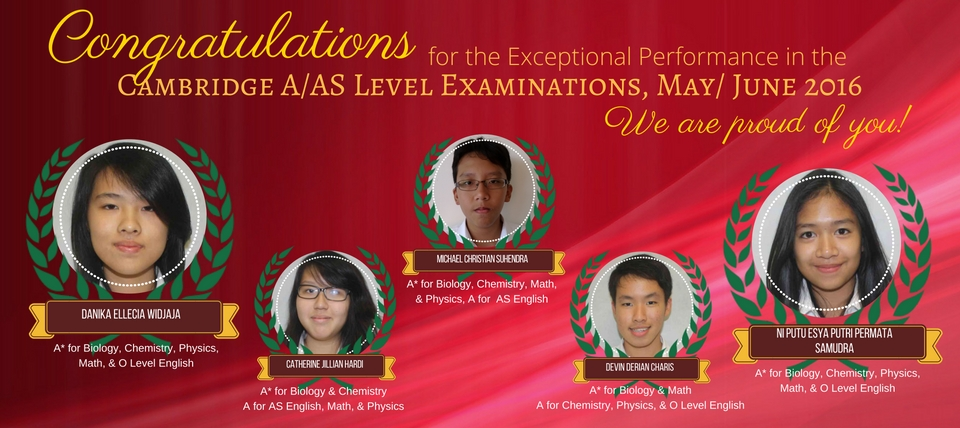 A/AS level result