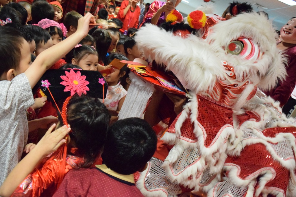 Chinese New Year Celebration 2017