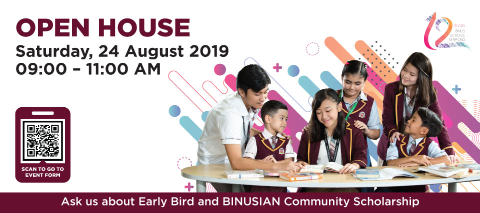 Big Open House AY 19/20