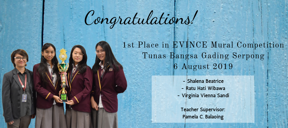 EVINCE Mural Competition