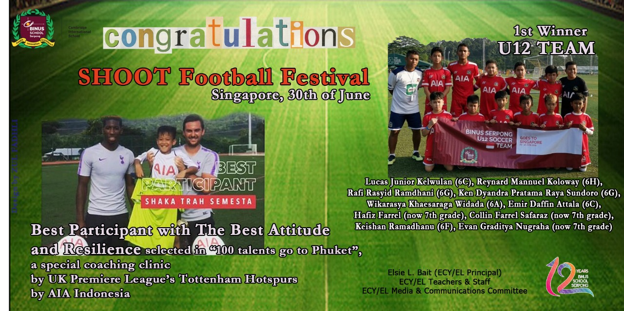 Shoot Football Festival