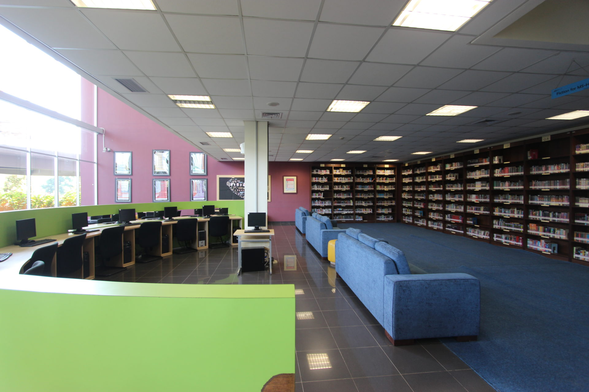 MS/HS Learning Resources Centre