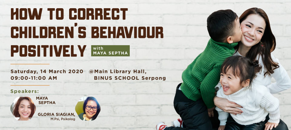 Parenting Talk with Maya Septha