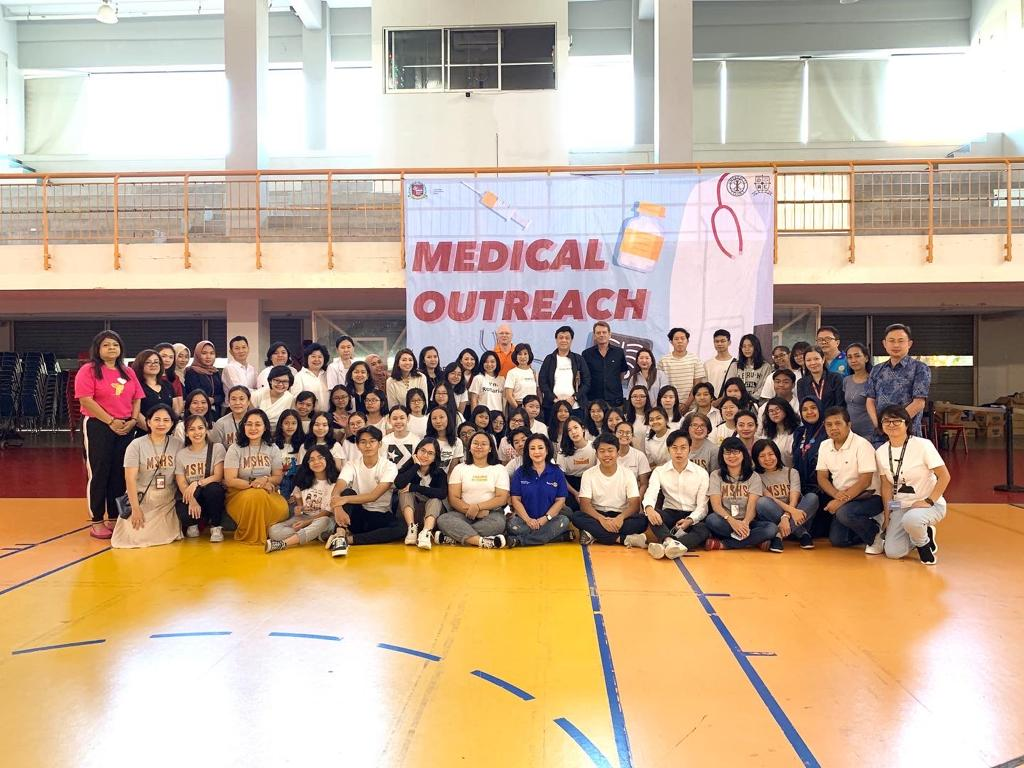 Charity Market & Medical Outreach 2020