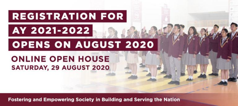 ONLINE OPEN HOUSE 29 AUGUST 2020