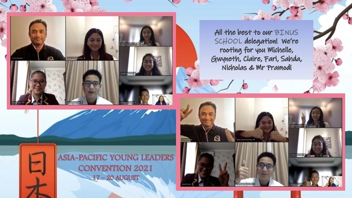 Asia-Pacific Young Leaders Convention 2021